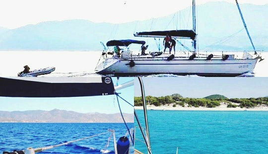 Sleep Or Sail Aboard Our Daysailer!