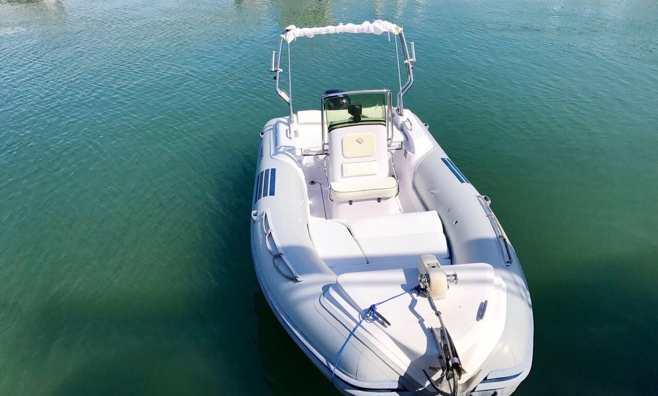 RIB rentals from CINQUALE