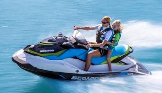 Sea Doo Gti >> Sea Doo Gti Jet Ski Rental On Kampoos Lake