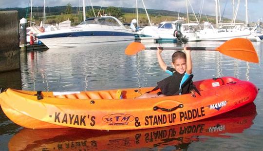 Enjoy Single Kayak Rentals And Tours In Vila Franca Do Campo, Portugal