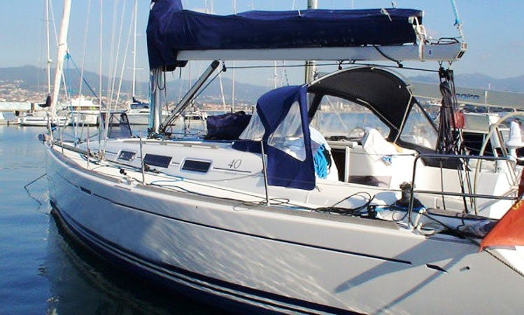 40' Cruising Monohull Charters in Azores, Portugal