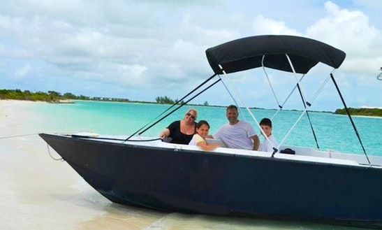 Center Console Charter In Providenciales, Turks And Caicos Islands
