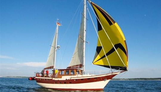 Jozefina Yacht  In Greece