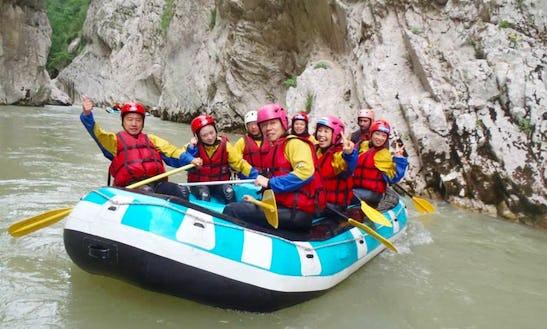Rafting Trips In Grevena, Greece