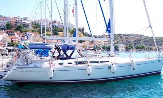 Charter Danos Cruising Monohull In Nea Lampsakos, Greece