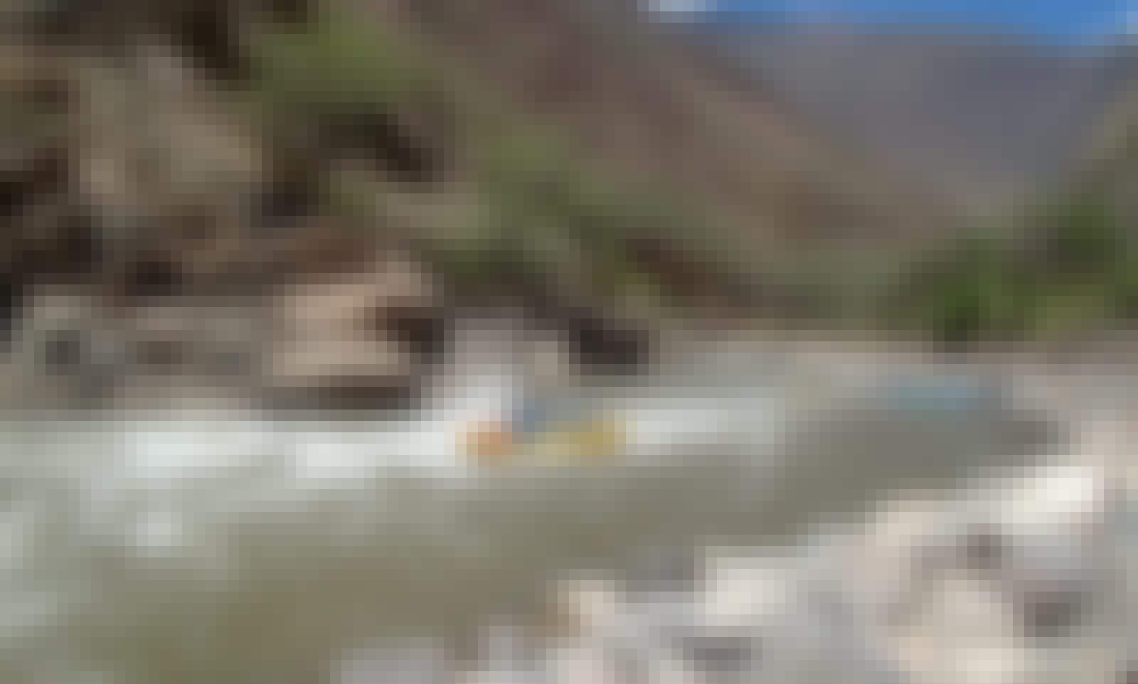 Marañón rafting expeditions (Upper Grand Canyon; Huaraz-based)
