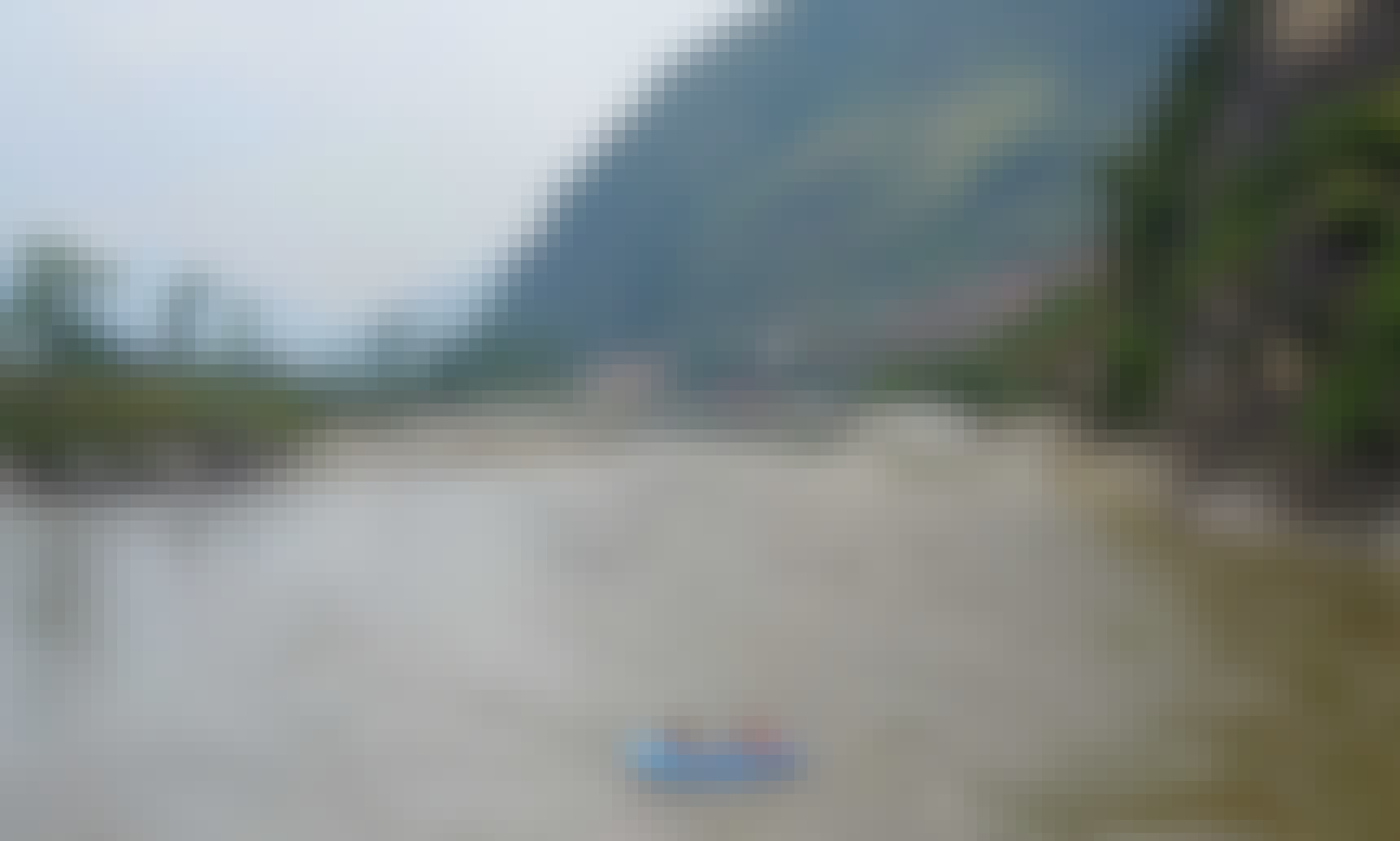 Nujiang river rafting tour (Grand Canyon of the Salween)
