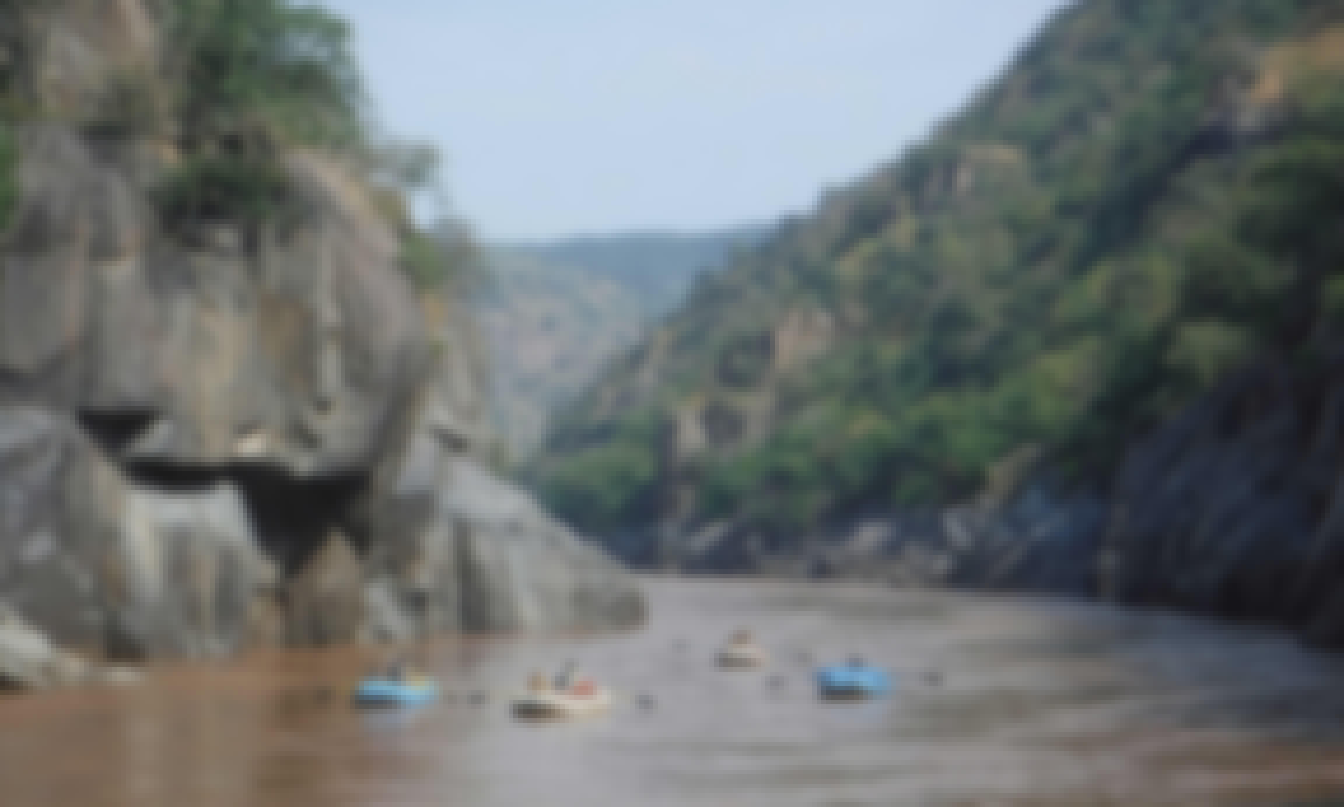 Blue Nile rafting expedition (Grand Canyon of the Nile - Lower)