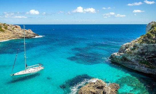 Captain Morgans Sailing Sardinia, Cagliari, Charter 13m Monohull