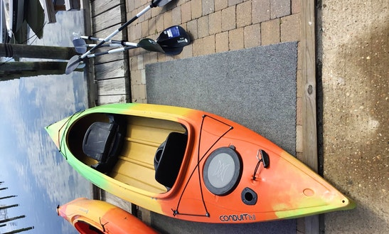 Kayak In Woodbridge, Virginia - Let's Paddle!