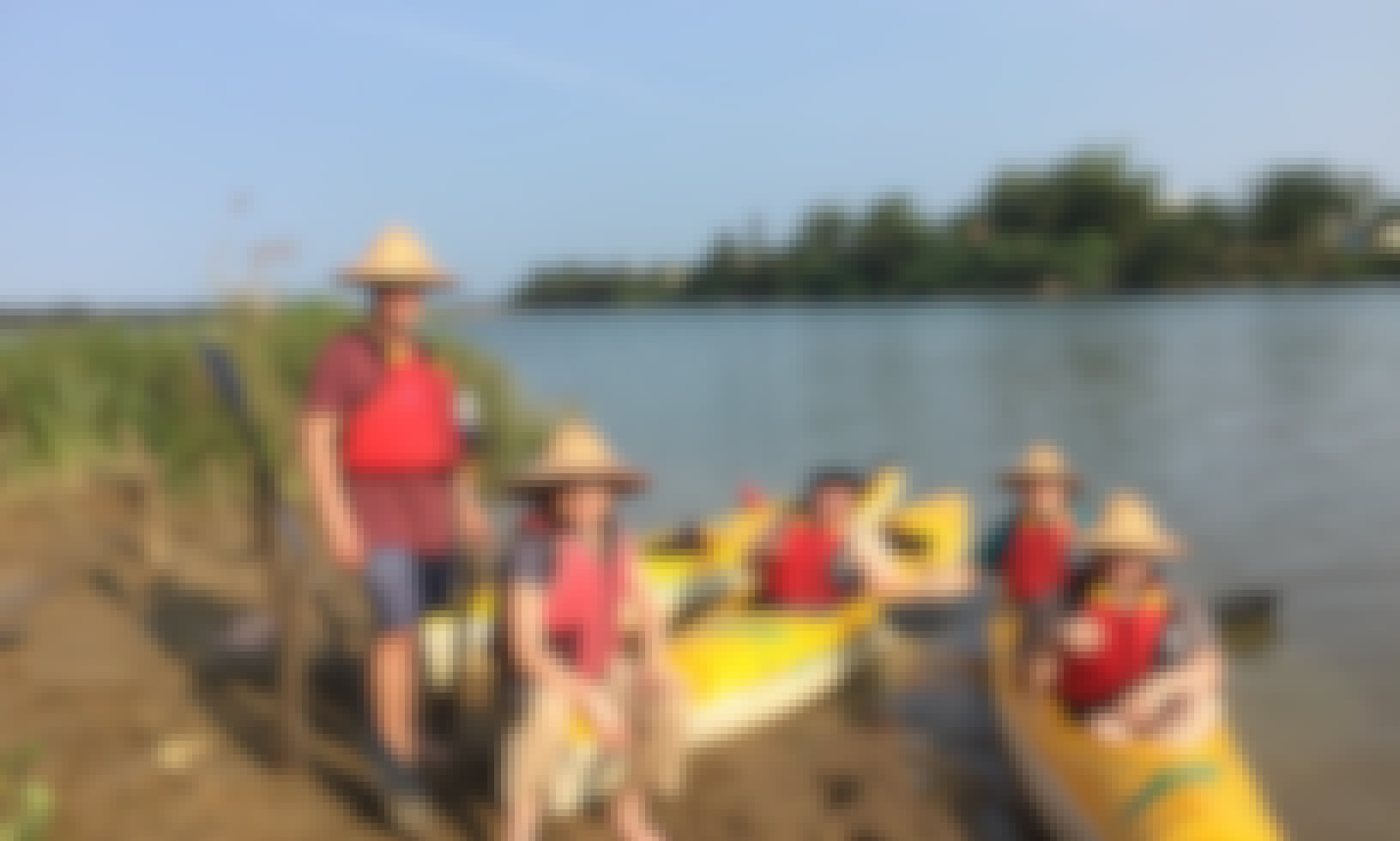 3 Hours Cocopalm Forest to Ancient Town Kayak Tour in Thành phố Hội An
