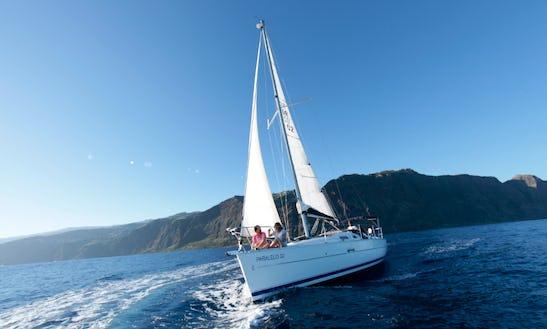Charter Paralelo 32 Cruising Monohull In Madeira, Portugal