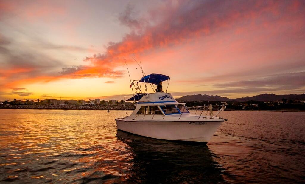 Fishing & Pleasure Vessel at Marina La Cruz and Punta Mita
