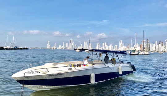 Speed Boat 42' In Cartagena, Colombia