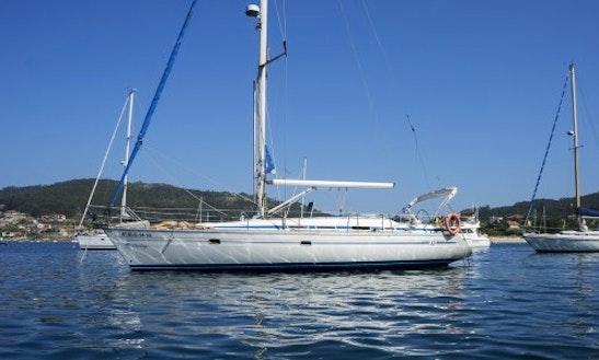 Charter 41' Bavaria Cruising Monohull In Vigo, Spain