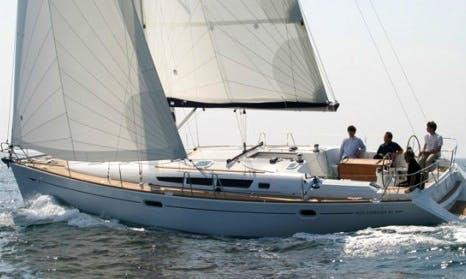 Charter 45' Sun Odyssey Cruising Monohull in Vigo, Spain