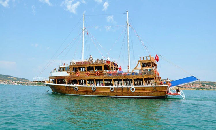 Boat Tour in Balıkesir, Turkey