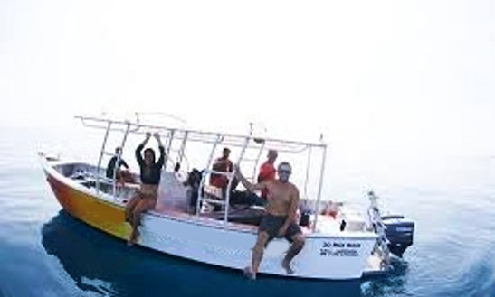 Customized Private Half Day Boat Charters Out Of Nadi