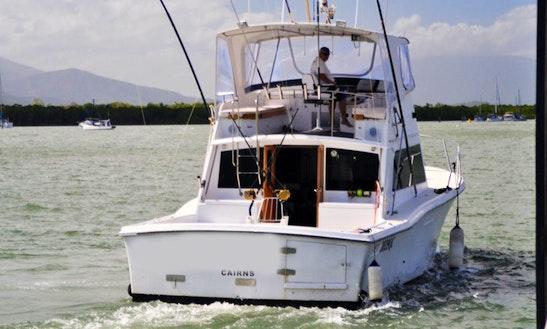 43' Fishing Charter