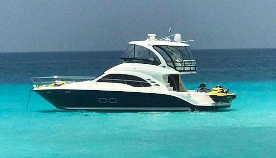 Power Mega Yacht In Pompano Beach