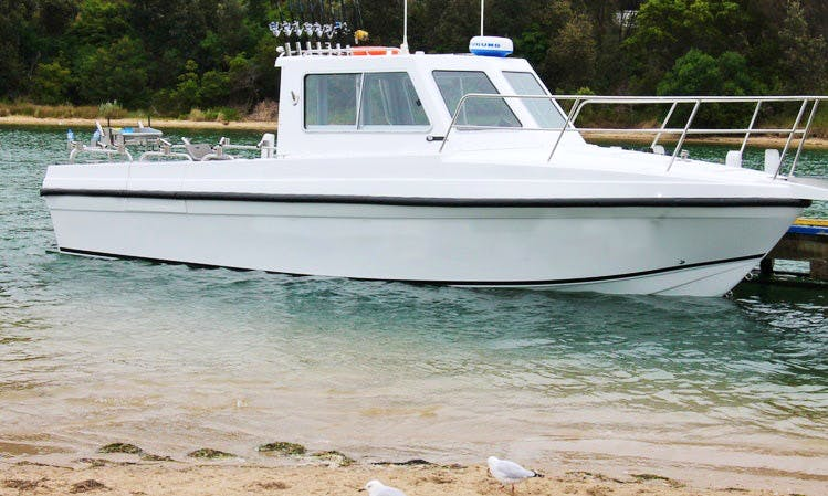 Far Out Fishing Charters Lakes Entrance