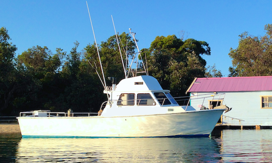 Reef Fishing Trips In Merimbula
