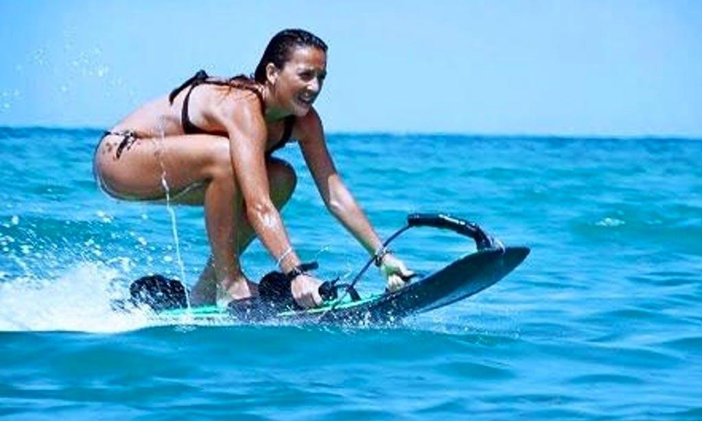 Enjoy Jet Surfing in Kuta Selatan, Bali