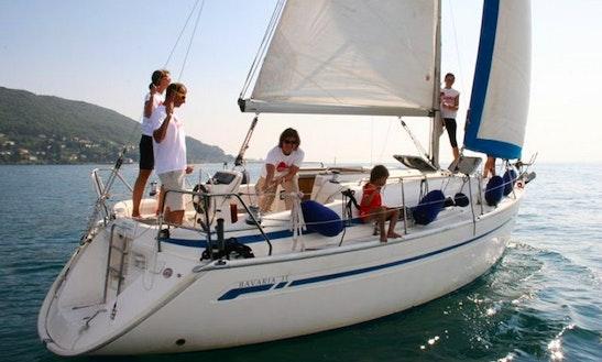 Rent 33' Bavaria 31 Cruising Monohull In Torri Del Benaco, Italy