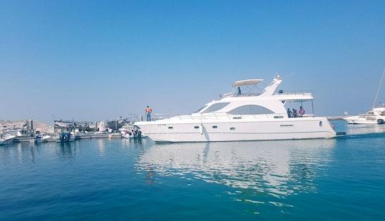 75 Feet Luxury Yacht For 30 Pax Jumeirah Dubai