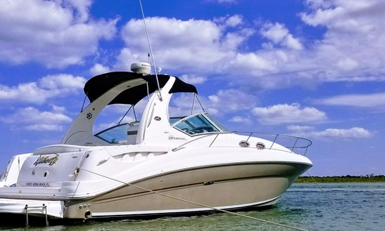 Motor Yacht Rental In Daytona Beach