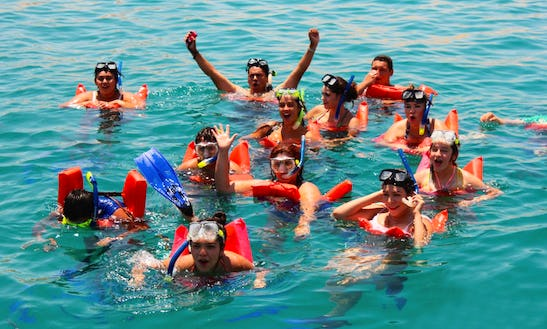 Snorkeling Tour Cabo San Lucas All Inclueded