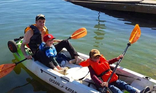 Kayak In Houston