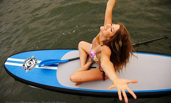 90 Min. Stand-up Paddle Board Tour In Cold Spring Harbor