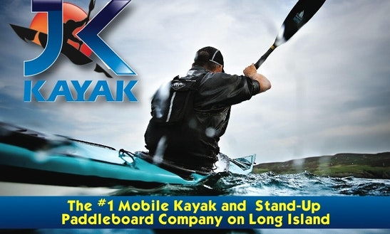 2 Hr. Guided Kayak Tour At Gold Star Beach