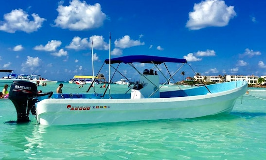 Cancun Fishing Charter With Texas Captain's Travis & Jonathon