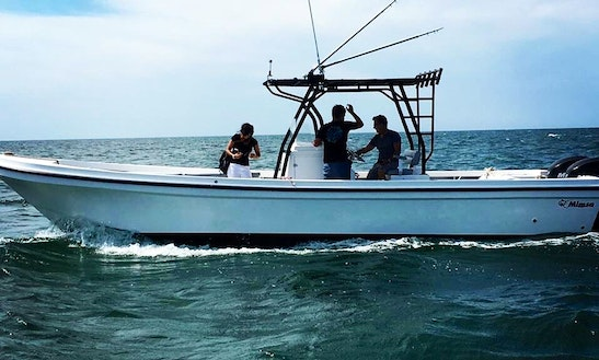 Fishing Charter In Cancun With Captain's Travis & Jonathon