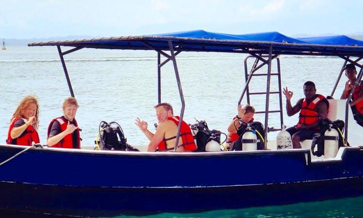 "Charter 31ft ""Grande"" Dive Boat In Avenida Sur, Panama"
