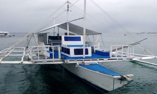 Passenger Boat In Cordova