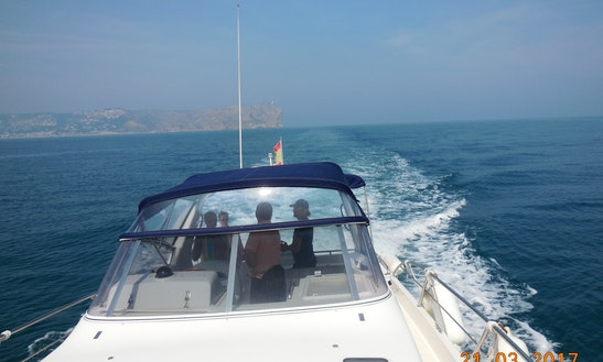 Let Us Make Your Holiday To Spain Memorable All Day Trip Out To Sea For 500 Euro.