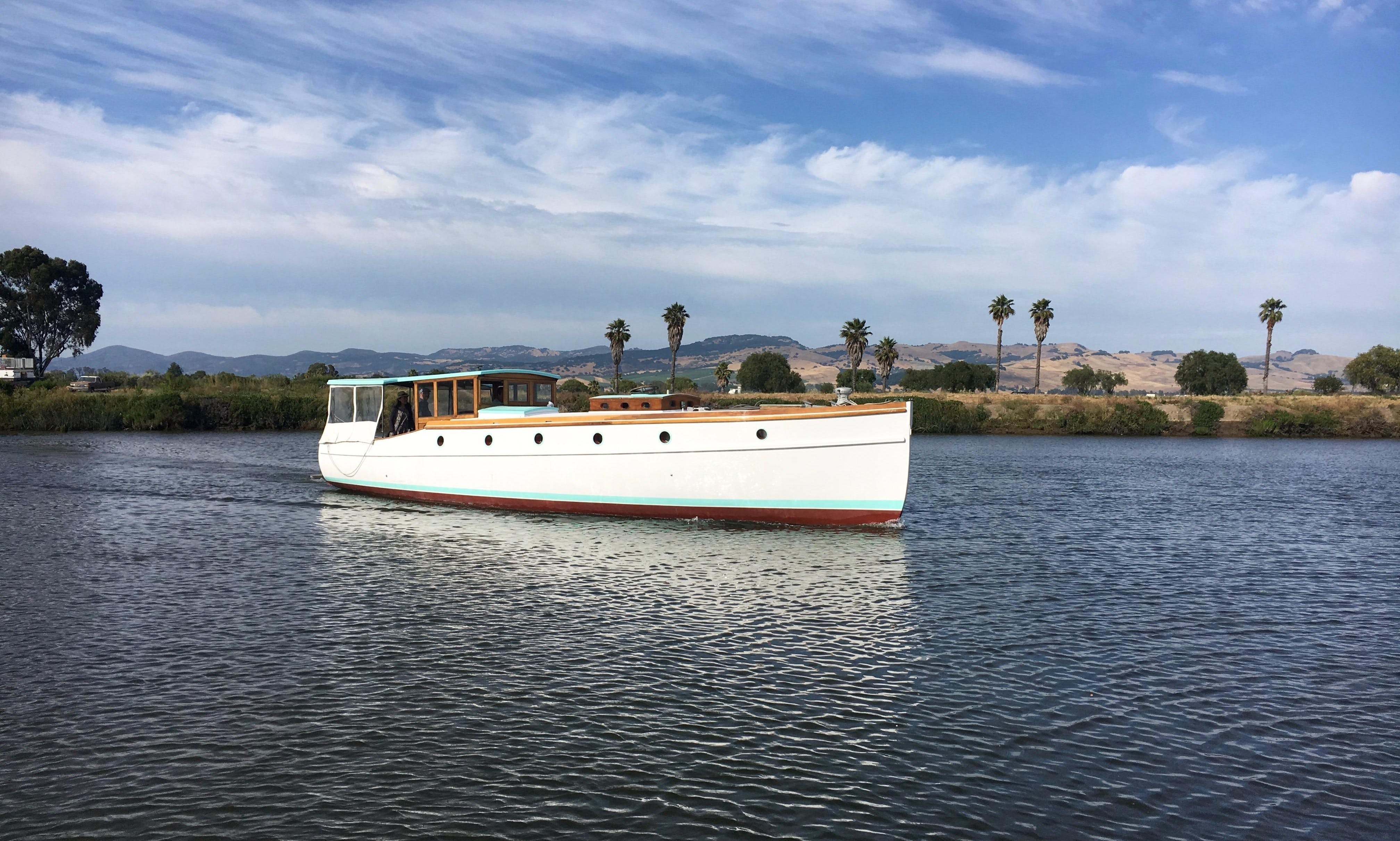 Barquito, Your Floating Oasis on San Francisco Bay