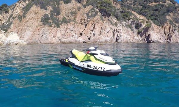 Rent a Jet Ski in Platja d'Aro, Spain