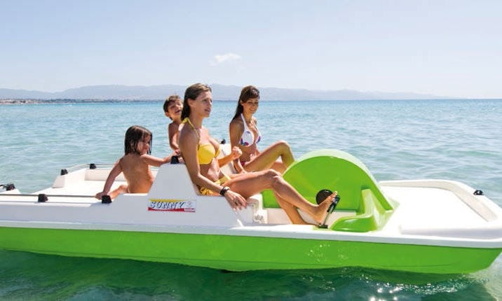 Pedal Boat Rental in Chania | GetMyBoat