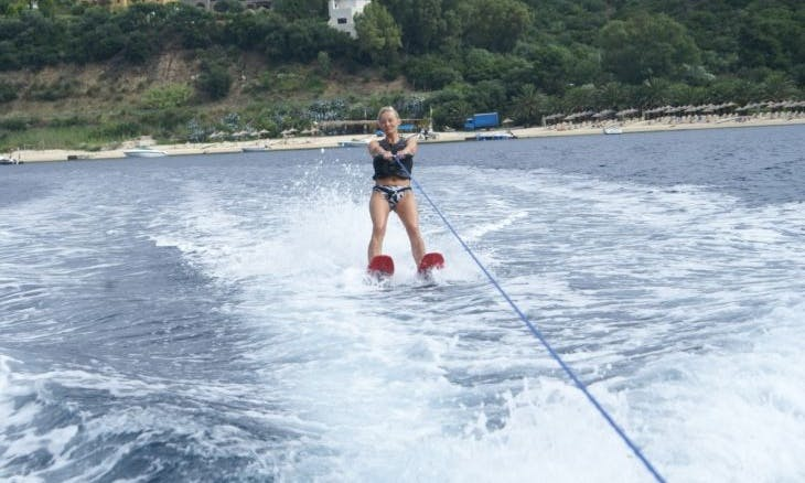 Wakeboard & Water Ski Rides & Lessons in Chania