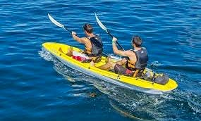 Double Kayak Rental in Chania