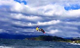 Kite Boarding Rental & Lessons in Playa del Carmen, Mexico