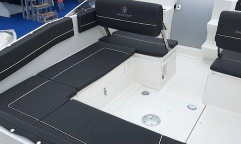 """HENDRIX"" Pacific Craft 700 Day Cruiser rental in Eivissa"