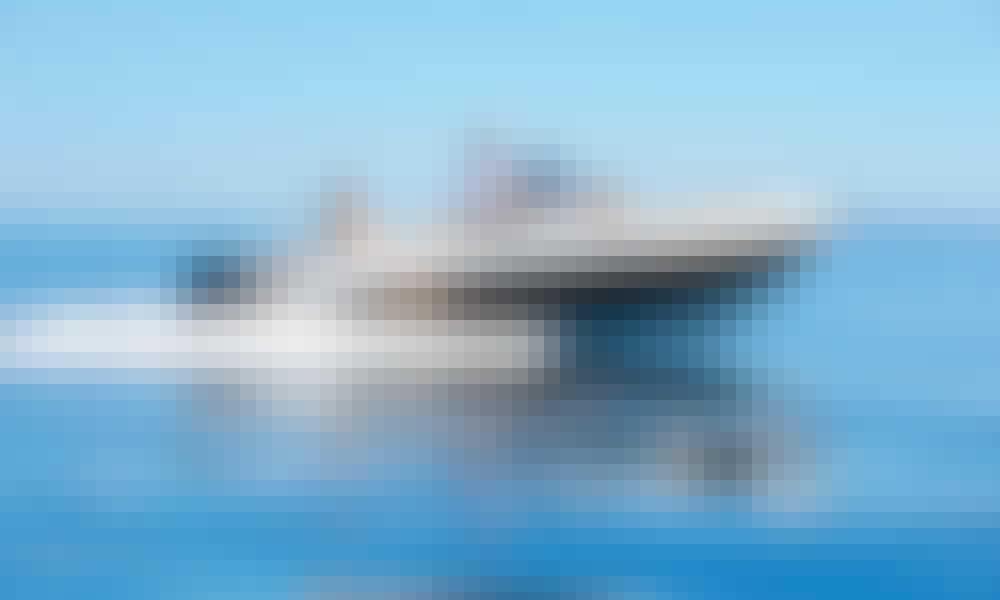 """""""MARLEY"""" Pacific Craft 625 Open rental in Eivissa"""