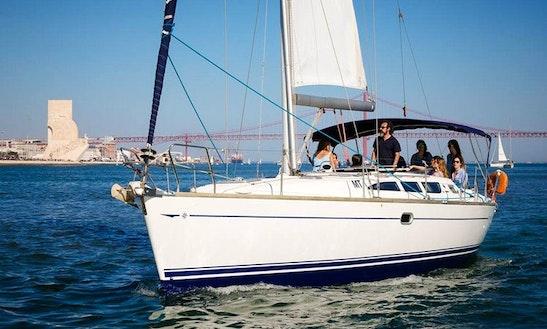 Charter 40' Sun Odyssey - Genesis Of Dublin Cruising Monohull In Lisboa, Portugal