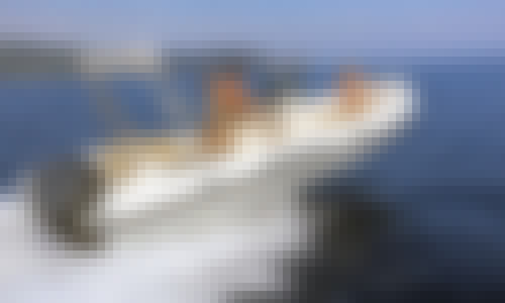 """OPALO"" Capelli Tempest 775 rental in Eivissa"
