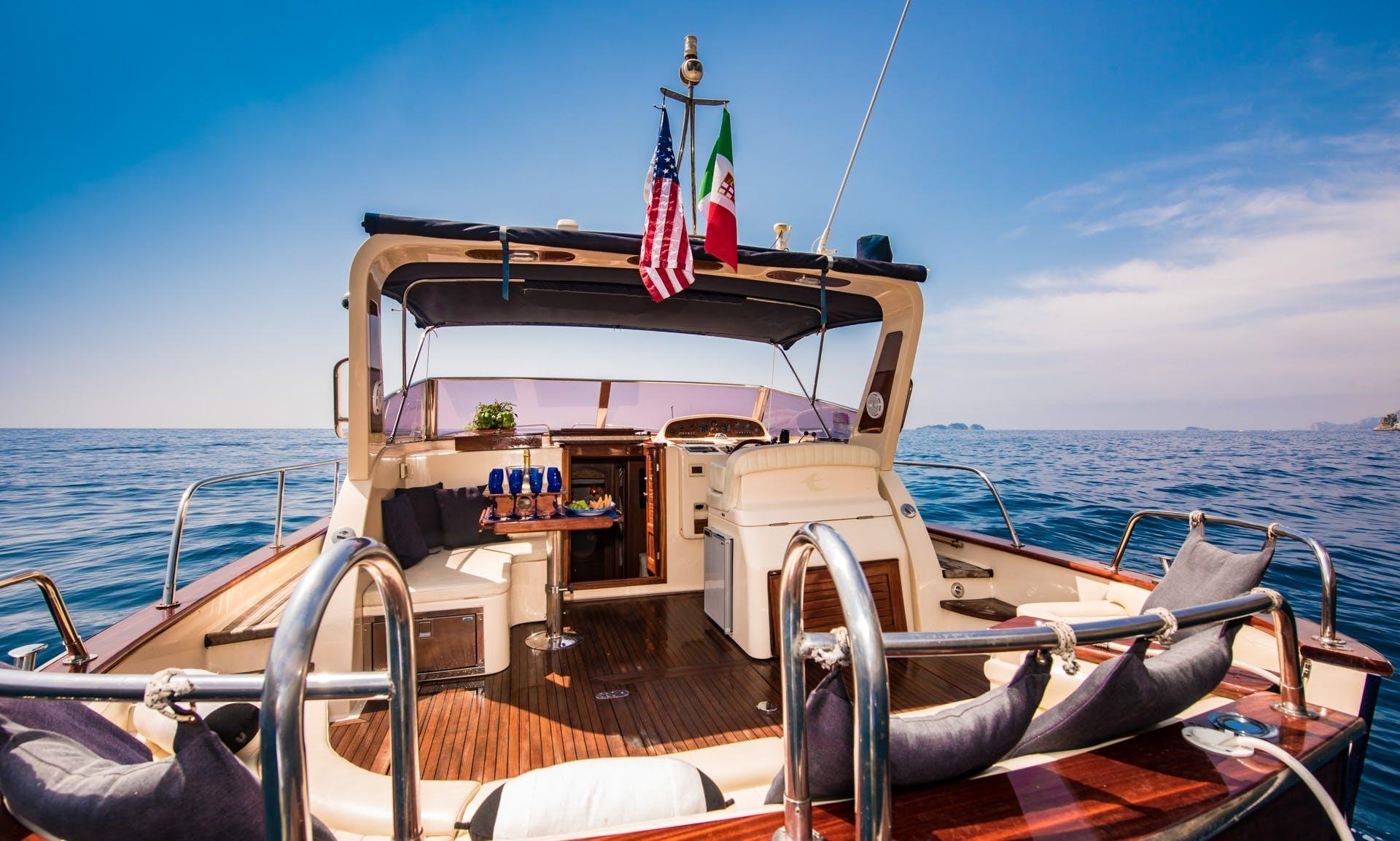SEA LIVING POSITANO AMALFI COAST TOUR